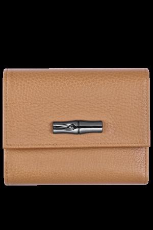 Portefeuille compact Roseau Essential
