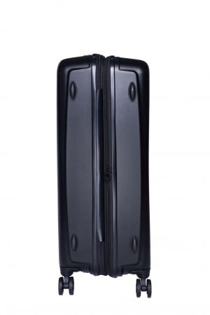 Valise 4 Roue Jumbo Extensible 76 cm-Noir