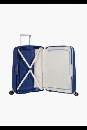 Valise S'Cure 69 cm-Bleu Foncé
