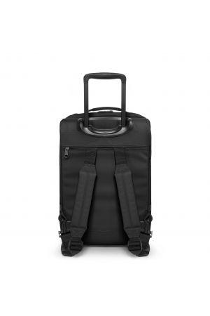 Valise cabine 2 roues Strapverz S 55cm Souple sac à dos Black