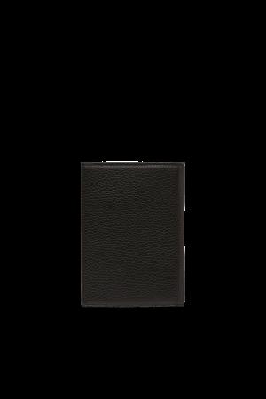 Portefeuille classique cuir Lancel-Noir