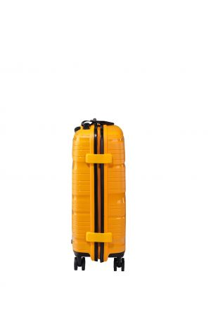 Valise 4 roues ultralight 55 cm-Ambre