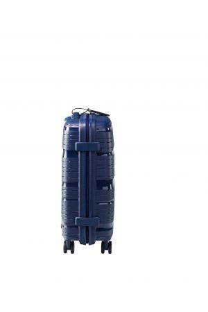 Valise 4 roues ultralight 55 cm-Marine