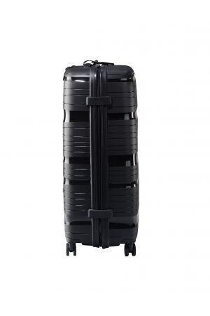 Valise 4 roues ultralight 77 cm-Noir