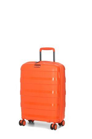 Valise cabine 4 roues Light Furano PP 55 cm-Orange