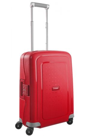 Valise cabine S'Cure 55 cm-Rouge