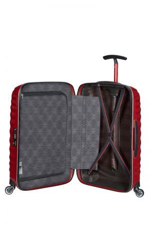 Valise cabine Lite-Shock Sport 55 cm-Rouge