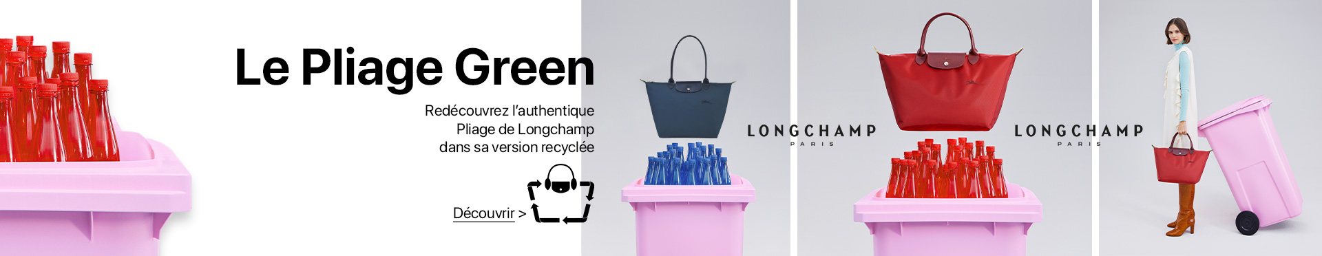 Le Pliage Green Longchamp