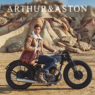 Arthur aston sur SacBagage