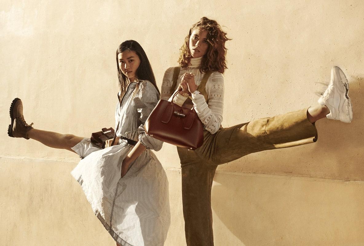 Longchamp, sac à main, maroquinerie, bagages
